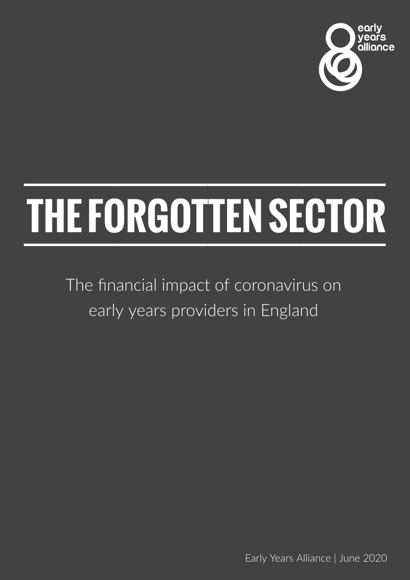 Forgotten Sector report