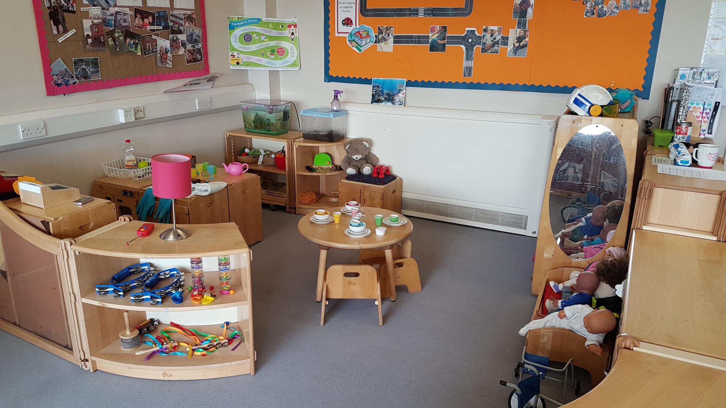 Ladybirds Nursery