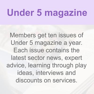 Under 5 magazine