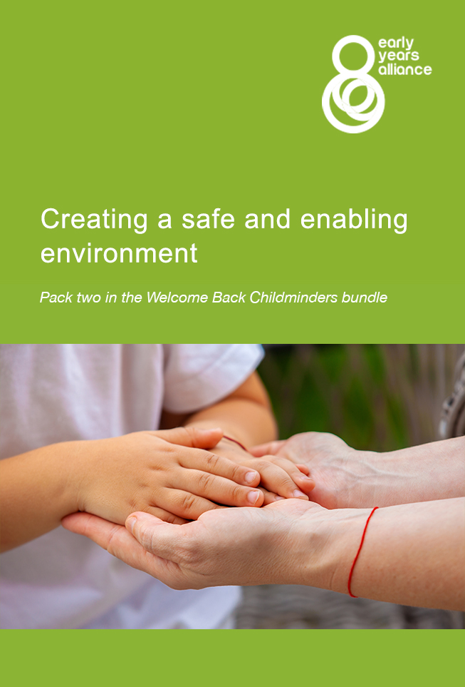 Creating a safe and enabling environment