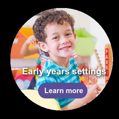Early years settings