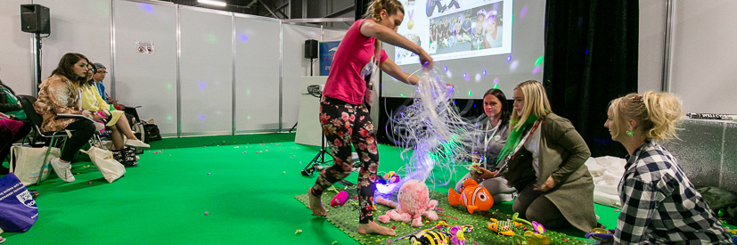 childcare expo london