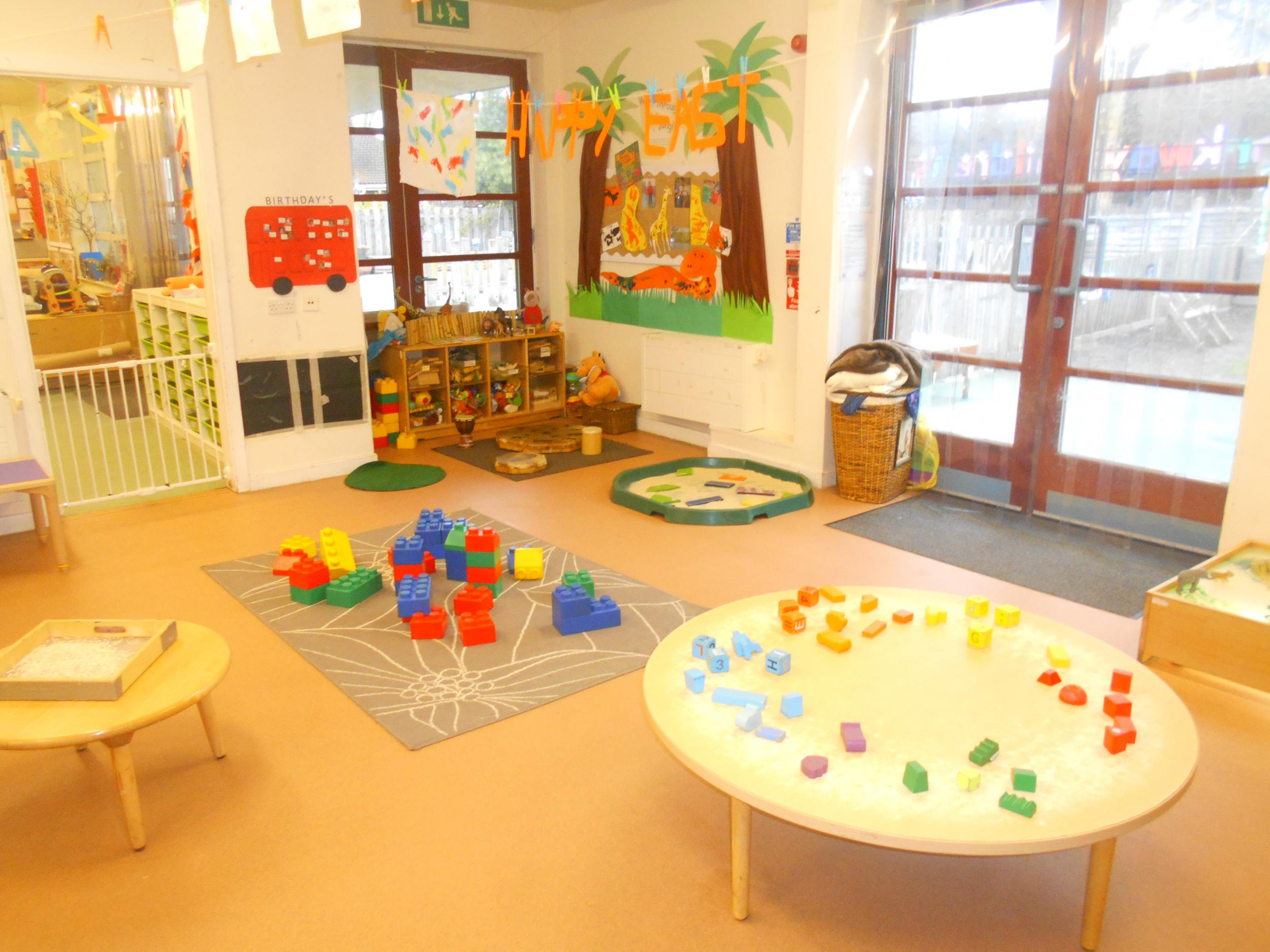 Storkway Nursery Is A Pre School Learning Alliance Childcare Service In Kidbrooke London