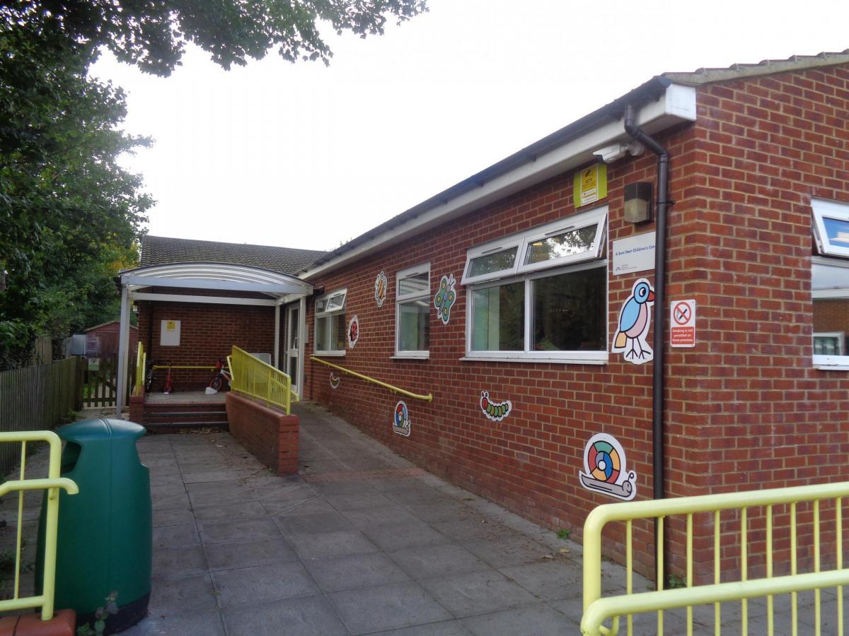 Foxcubs Nursery building
