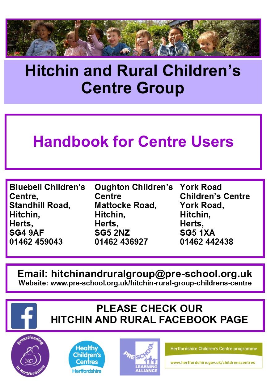 hitchin and rural handbook for centre users