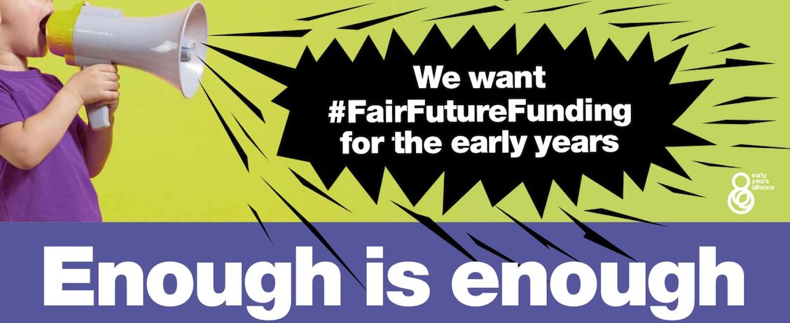 Join our Fair Future Funding campaign