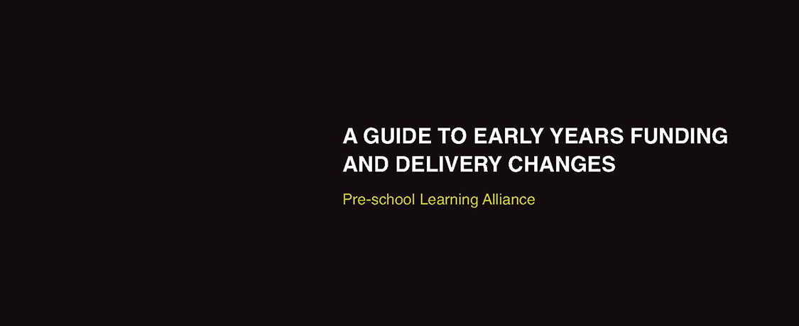 early years funding and delivery guide - updated