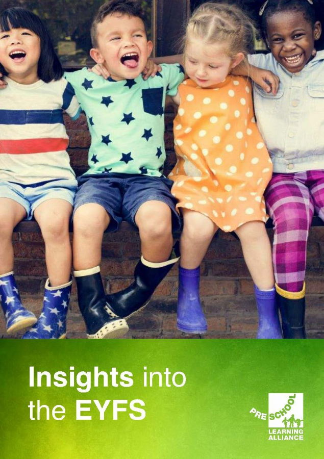 Insights in the EYFS