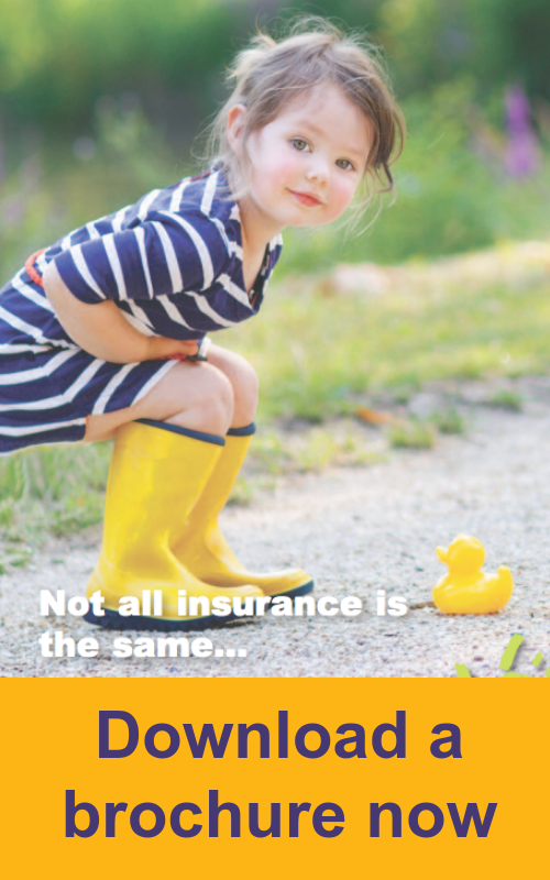 Download a nursery insurance brochure now