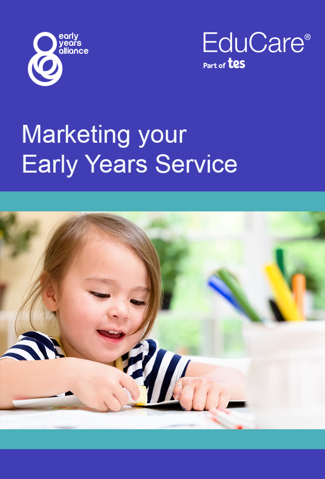 Marketing your early years service