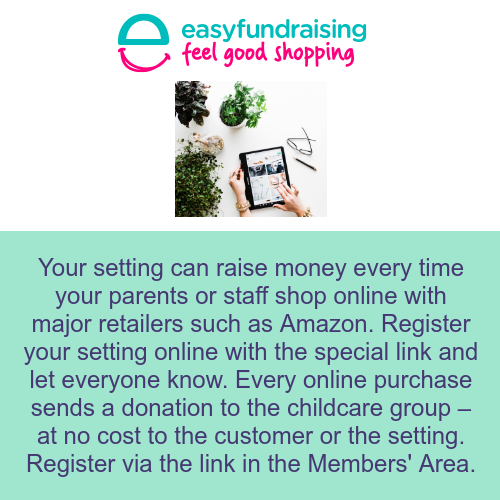 easyfundraising member offer