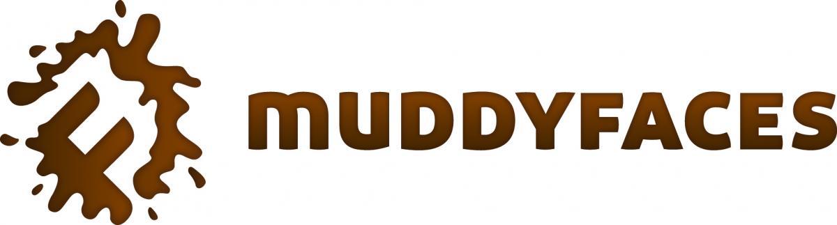 Muddy Faces logo