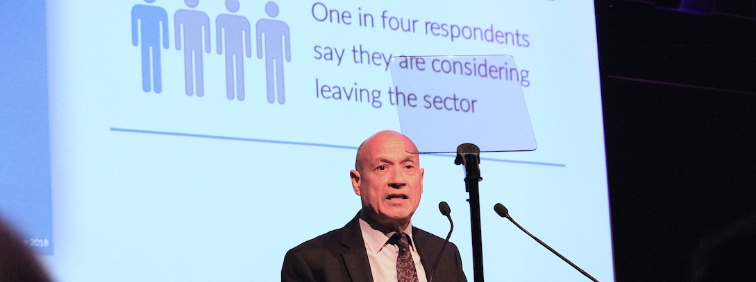 Alliance chief executive Neil Leitch talks reveals the survey findings
