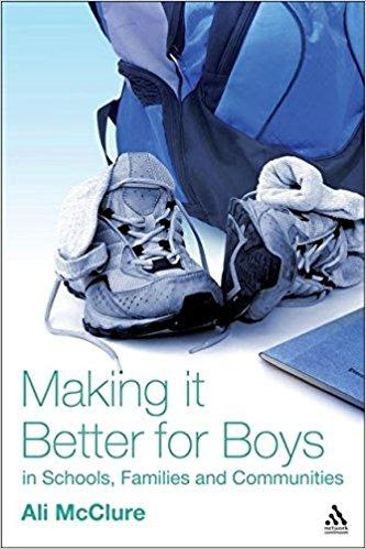 Making it Better for Boys book cover