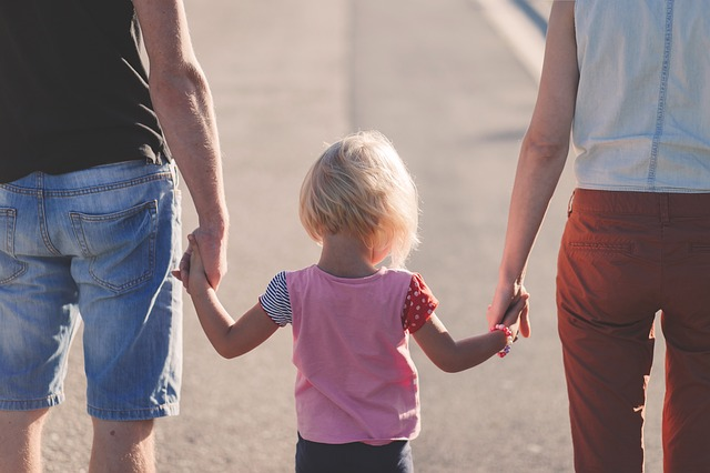 parents and child 30 hours funding