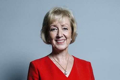 Andrea Leadsom first 1,001 days