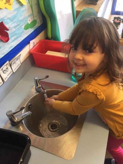 hand wash coronavirus