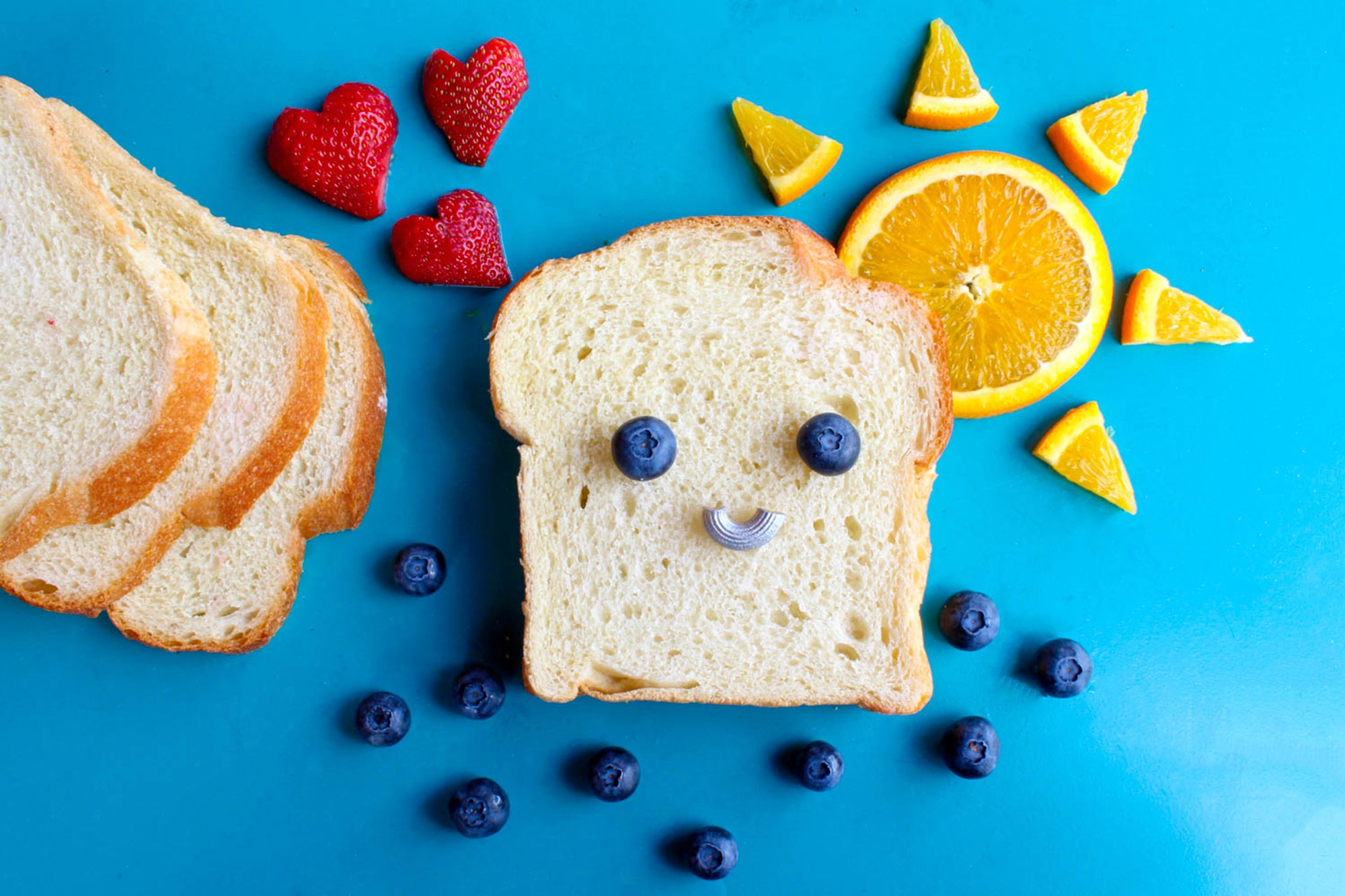 children's lunch childcare