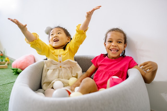children playing sure start centres investment