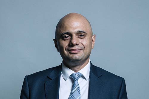 Sajid Javid early years