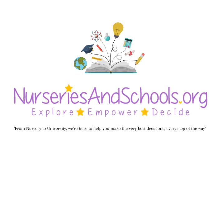 nurseries and schools logo