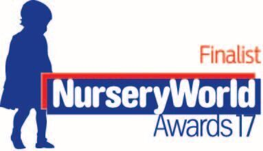 Nursery World Awards Finalist logo