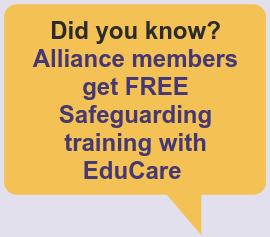 Get Safeguarding training with EduCare