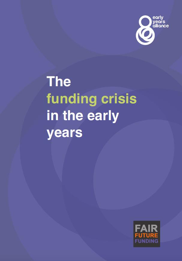 early years funding factsheet