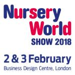 Nursery World London show logo