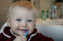 Toothbrushing in early years