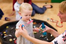 Early years services