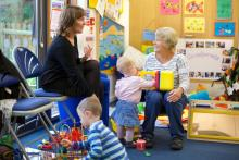 Children's centres inspections