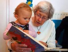 inter-generational care