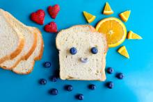 childrens lunch