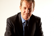 Alastair Campbell speaks at Alliance conference