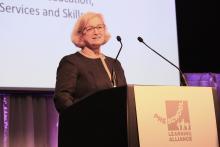 Amanda Spielman, Alliance Annual Conference