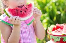 children healthy eating