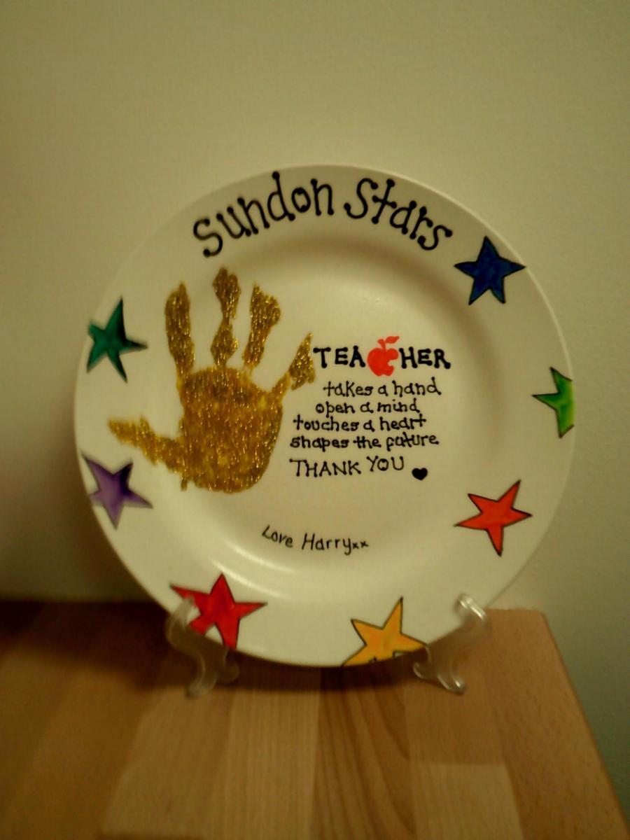 Sundon plate