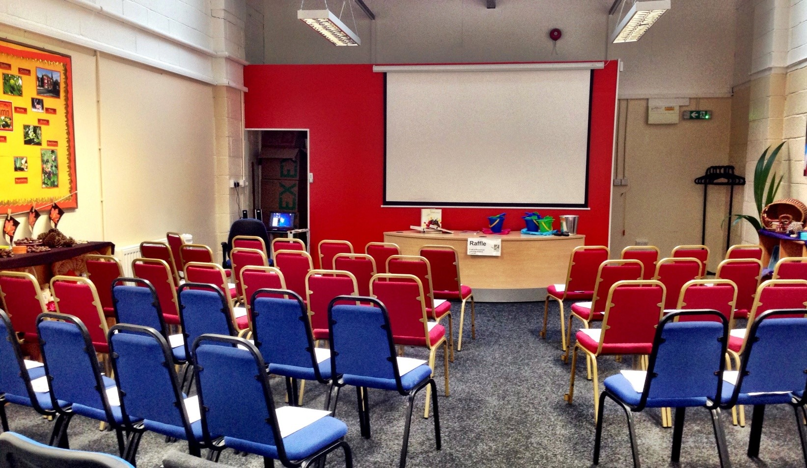 Training room in Dewsbury office