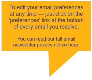 View our email privacy policy